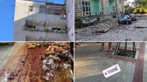 """Δυρράχιο: """"Δεν αποκλείεται νέος ισχυρός σεισμός"""" προειδοποιεί ο Ευθύμιος Λέκκας – video"""
