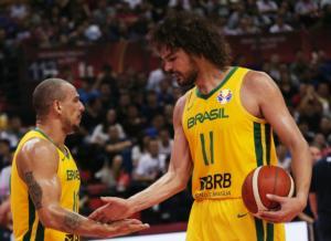 """Βραζιλία – Βαρεζάο: """"Όλοι έλεγαν πως η Ελλάδα θα μας συντρίψει"""""""