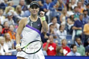"US Open: Πέταξε… έξω το ""Νο1""! Η Μπέντσιτς ""εκθρόνισε"" την Οσάκα"
