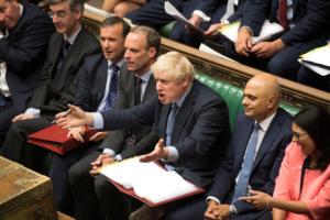 Νέα ήττα για τον Τζόνσον – Νέο μπλόκο σε Brexit χωρίς συμφωνία
