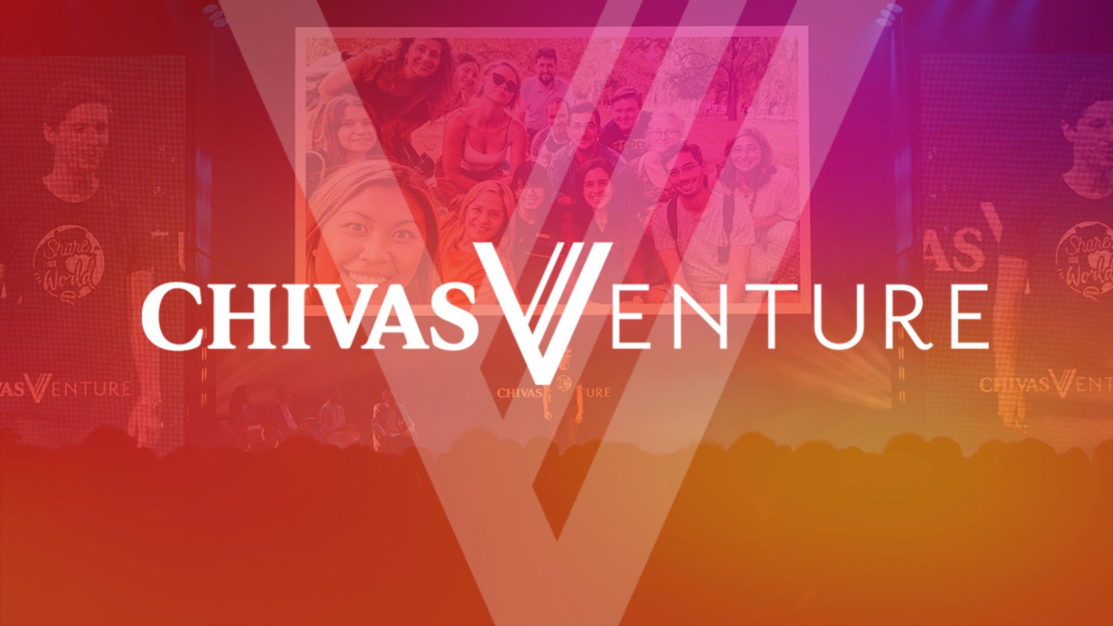 CHIVAS VENTURE: Θέλεις να αλλάξεις τον κόσμο με τη start-up σου;