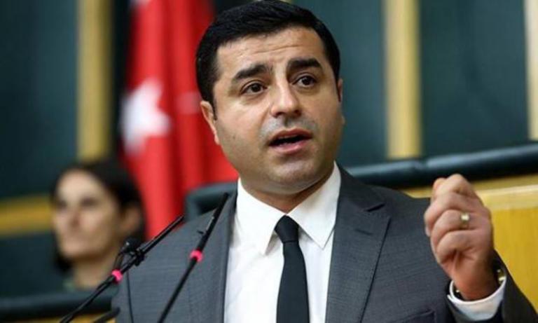 Τουρκία: Νέες διώξεις κατά  Ντεμιρτάς και 107 ατόμων για τις διαδηλώσεις το 2014