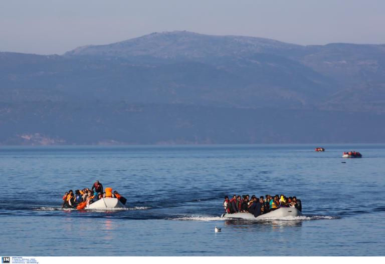 Βόρειο Αιγαίο: Πάνω από 2.000 μετανάστες έφτασαν από τη Δευτέρα!