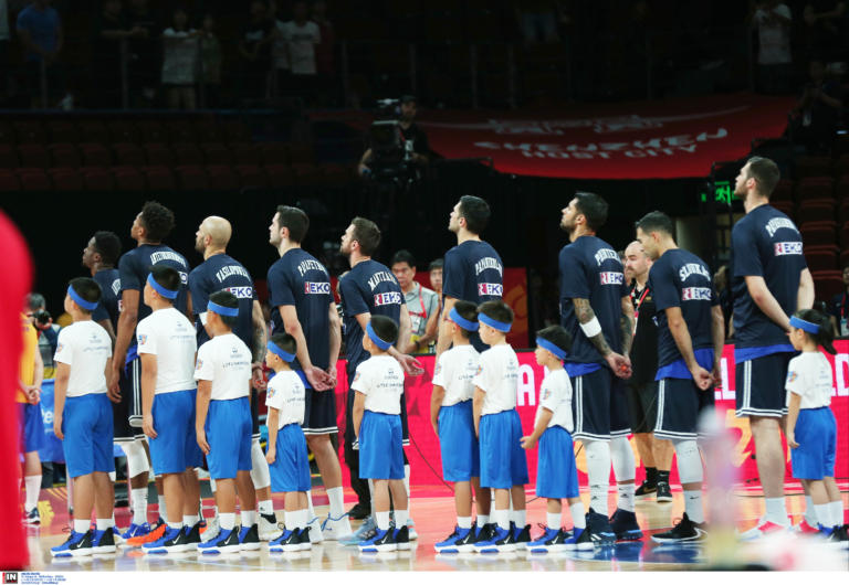 Εθνική Ελλάδας: Η θέση που κατέλαβε η «Γαλανόλευκη» στο Μουντομπάσκετ 2019