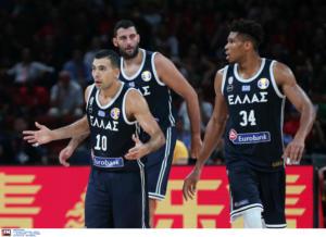 """Εθνική Ελλάδας: Ο μοναδικός… δρόμος πρόκρισης στους """"8"""" του Μουντομπάσκετ"""