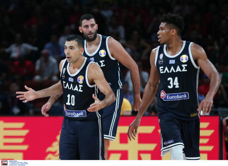 Εθνική Ελλάδας: Ο μοναδικός… δρόμος πρόκρισης στους «8» του Μουντομπάσκετ