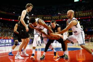 """Εθνική Ελλάδας: Όλα τα σενάρια για την πρόκριση στους """"8"""" του Μουντομπάσκετ!"""