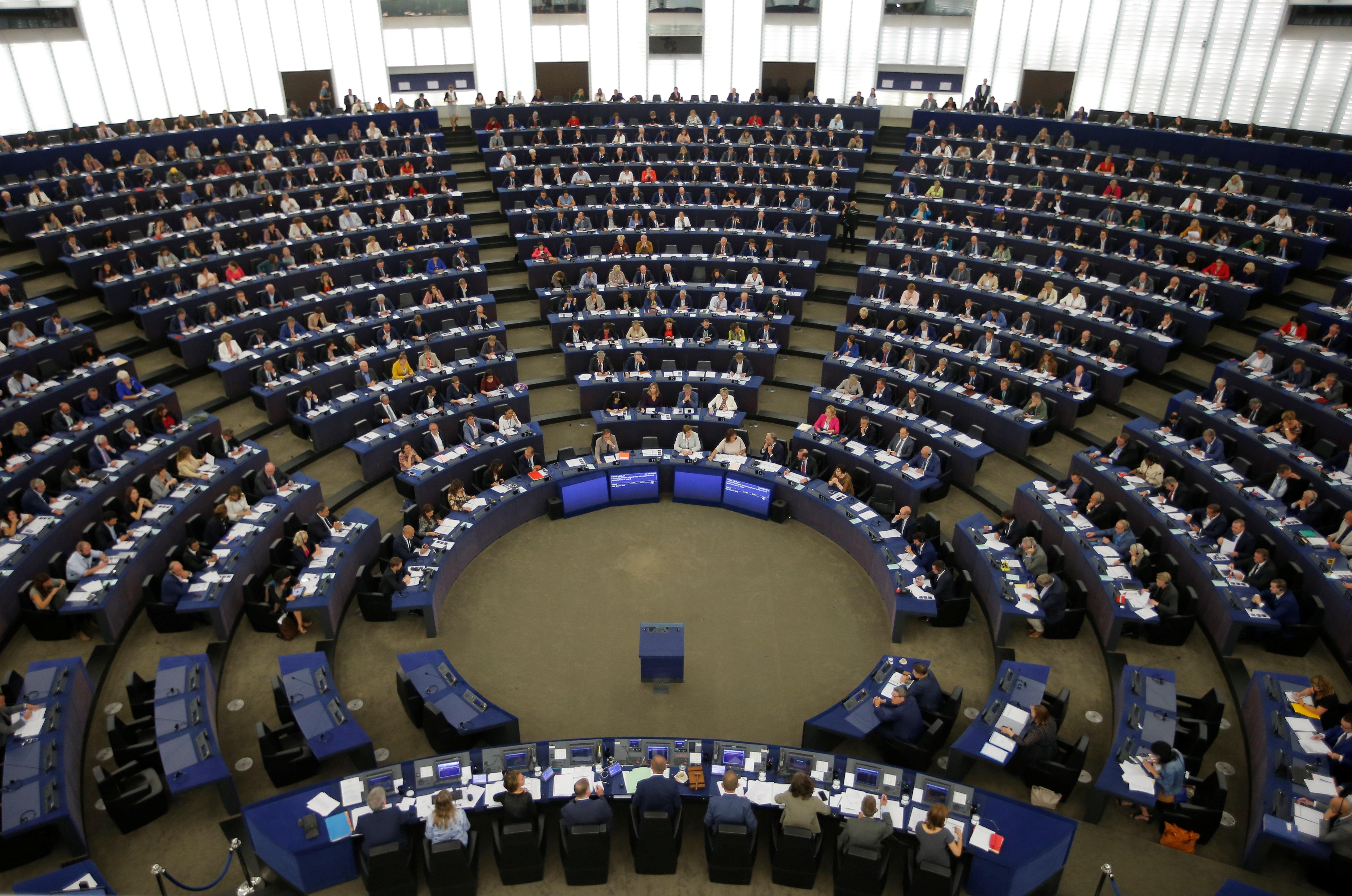 Το Ευρωπαϊκό Κοινοβούλιο αποφασίζει για το Brexit! video