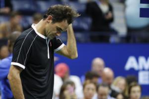 US Open: Αποκλείστηκε ο Φέντερερ! Ο Ντιμιτρόφ «έριξε» τον «Βασιλιά» – video