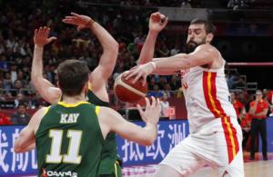 Μουντομπάσκετ 2019: Η φάση του τουρνουά! Απίστευτο αυτο-καλάθι από τον Γκασόλ – video