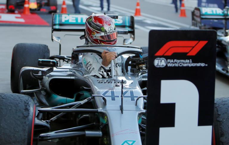 """Formula 1: """"Επέστρεψαν"""" Χάμιλτον και Mercedes! Στο βάθρο ο Λεκλέρκ"""