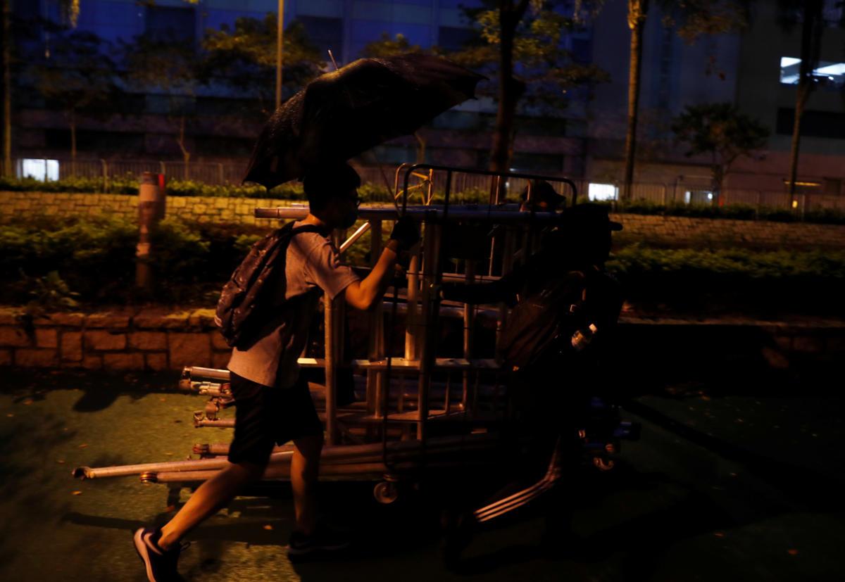 Χονγκ Κονγκ διαδηλώσεις