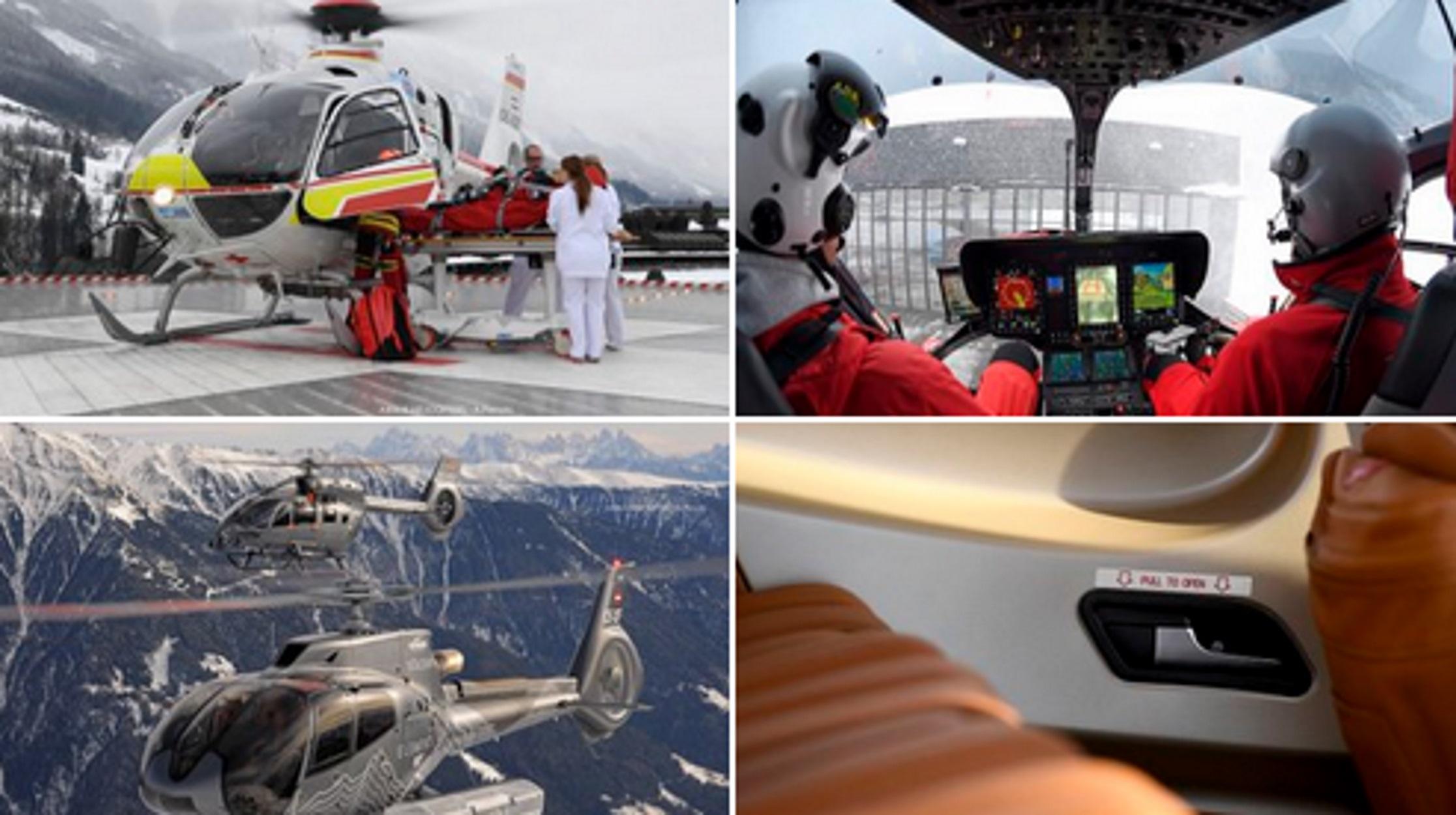 Αεροδιακομιδές στην Ελλάδα θέλει ξένη εταιρεία που κατασκευάζει ελικόπτερα