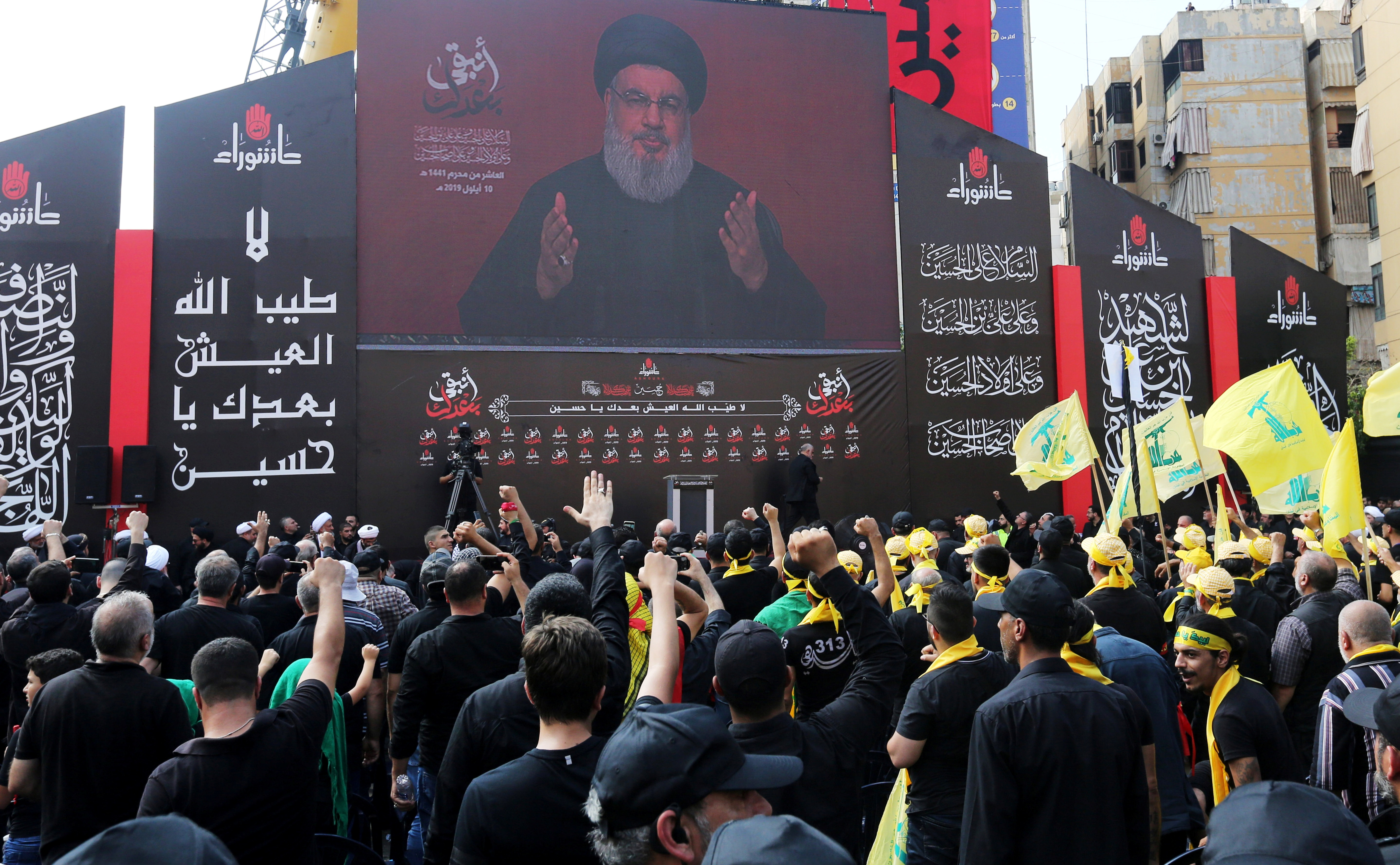 Χεζμπολάχ προς Σαουδική Αραβία: Θα είναι το τέλος σας, αν ξεκινήσετε πόλεμο με το Ιράν!