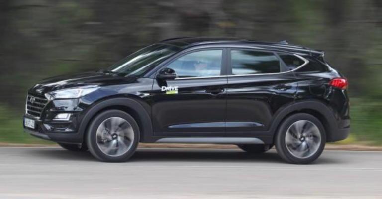 Δοκιμάζουμε το νέο Hyundai Tucson 1.6 CRDi με το ήπιο υβριδικό σύστημα! [pics]