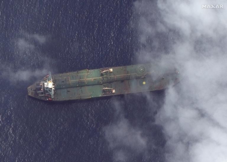 """Adrian Darya 1: """"Το πετρέλαιο έχει πουληθεί"""" – Οι δορυφόροι """"έδειξαν"""" Συρία!"""