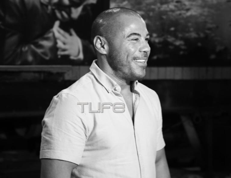 Μιχάλης Ζαμπίδης: Επίσημη εμφάνιση με την καλλονή σύντροφό του! Φωτογραφίες