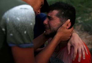 Δύο Παλαιστίνιοι διαδηλωτές νεκροί από ισραηλινά πυρά στη Γάζα