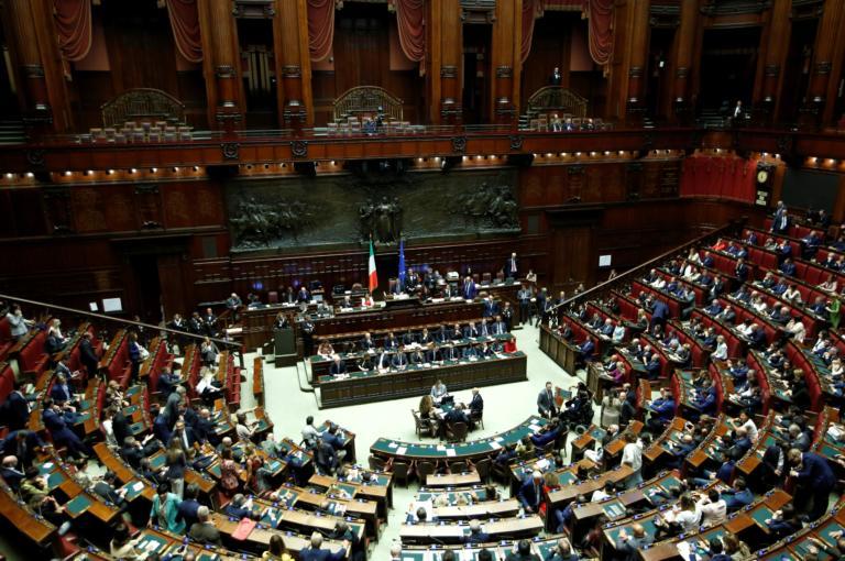 Ιταλία: Ψήφος εμπιστοσύνης στην νέα κυβέρνηση του Τζουζέπε Κόντε