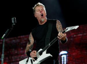James Hetfield: Σε κέντρο αποτοξίνωσης ο frontman των Metallica