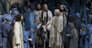 Γερμανία: Ακτιβιστές υπέρ των ζώων θέλουν τον Ιησού πάνω σε σκούτερ!