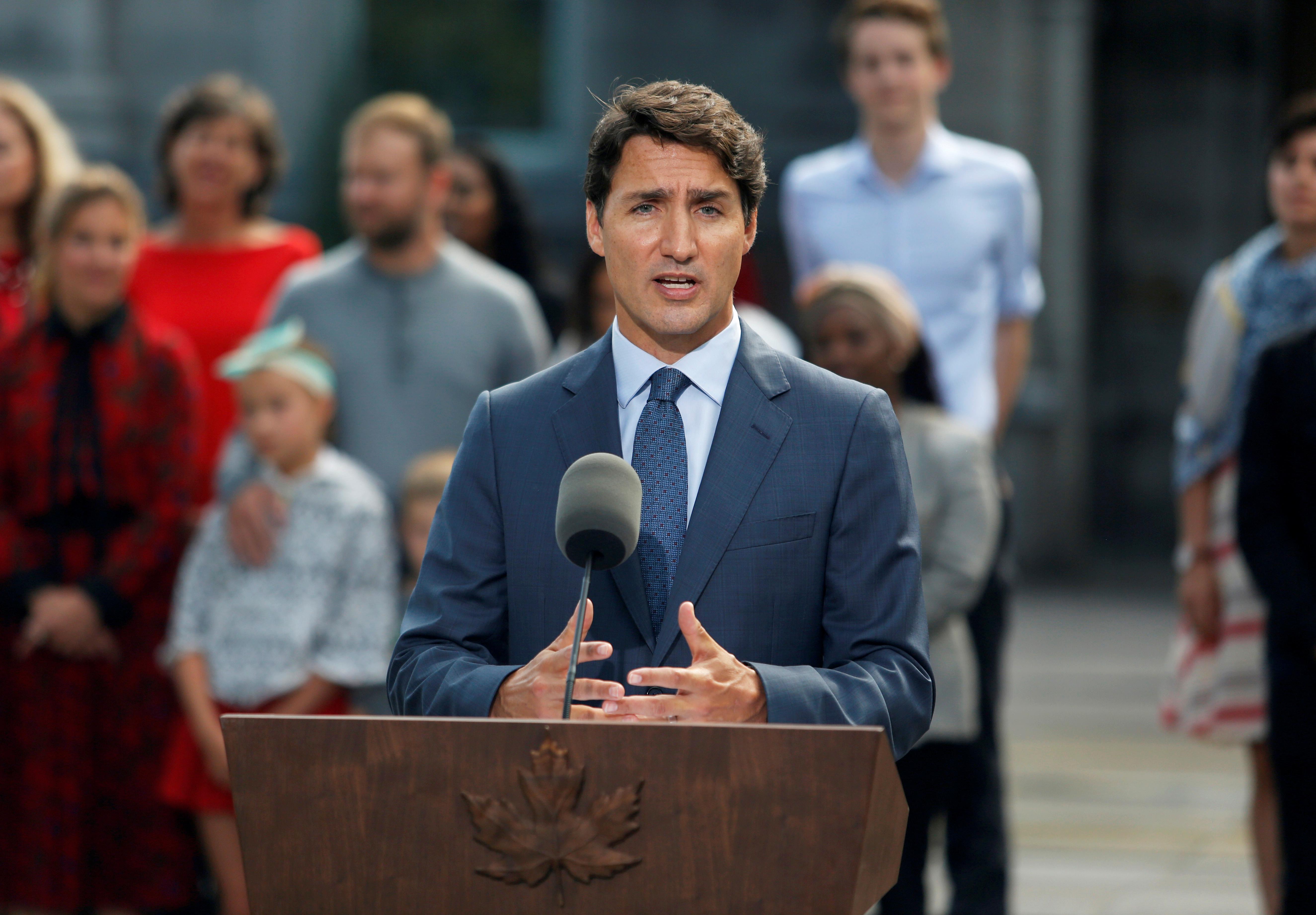 Ταυτίζεται με την Γκρέτα Τούνμπεργκ ο Τζαστίν Τριντό! «Ο Καναδάς δεν κάνει αρκετά για το κλίμα»