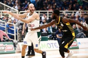 Το απόγευμα του Σαββάτου το Παναθηναϊκός – ΑΕΚ! Ορίστηκαν 4 αγωνιστικές της Basket League