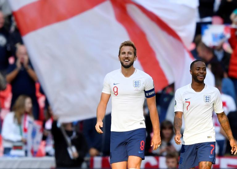 Δεν… πιάνεται η Αγγλία! Χατ-τρικ ο Κέιν! video