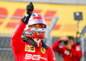 Formula 1: Λεκλέρκ όπως… Σουμάχερ! Poleman και στη Ρωσία – video