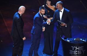 The Best: Μέσι… ο κορυφαίος! Αυτοί πήραν τα βραβεία της FIFA – video