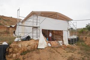 Περιστέρη: Μνημείο οικουμενικό η Αμφίπολη