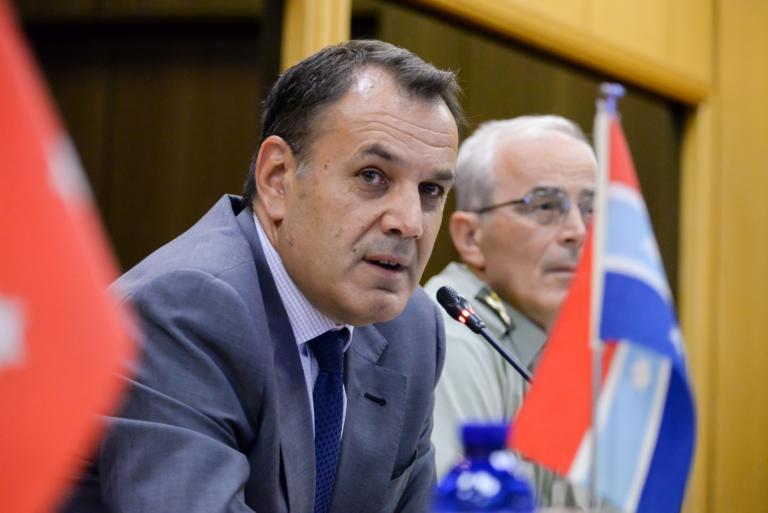 Λέρος: Όχι πολιτική σπέκουλα λέει ο ΥΕΘΑ για την κλοπή βαρέος οπλισμού