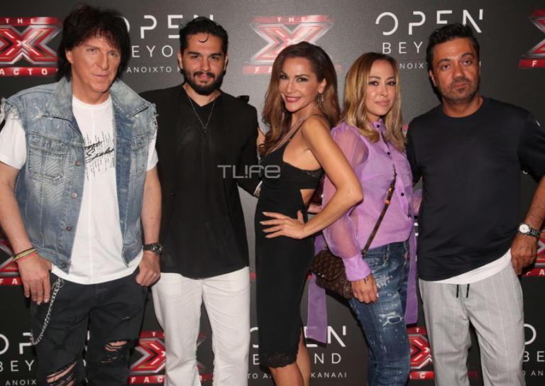 «X Factor»: Λαμπερό brunch στο κέντρο της Αθήνας λίγο πριν την αποψινή πρεμιέρα!