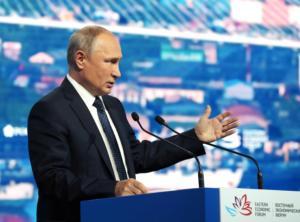 """Πούτιν: """"Θέλω και την Τουρκία στους εφτά ισχυρούς…""""!"""