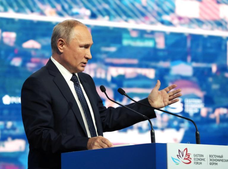 Πούτιν: «Θέλω και την Τουρκία στους εφτά ισχυρούς…»!