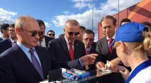Πούτιν: Ρωσίδα κατάσκοπος σέρβιρε παγωτό τον Ερντογάν; Αποκαλυπτικά βίντεο!