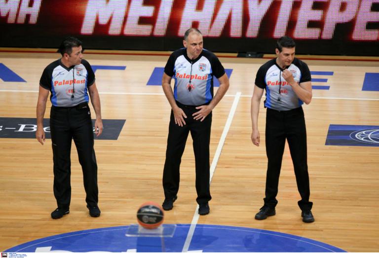 Basket League: Οι διαιτητές της αγωνιστικής!