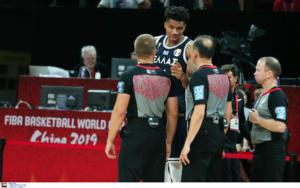 Εθνικής Ελλάδας: ΕΟΚ κατά διαιτητών! Ζήτησε τη διαγραφή τους από τη FIBA
