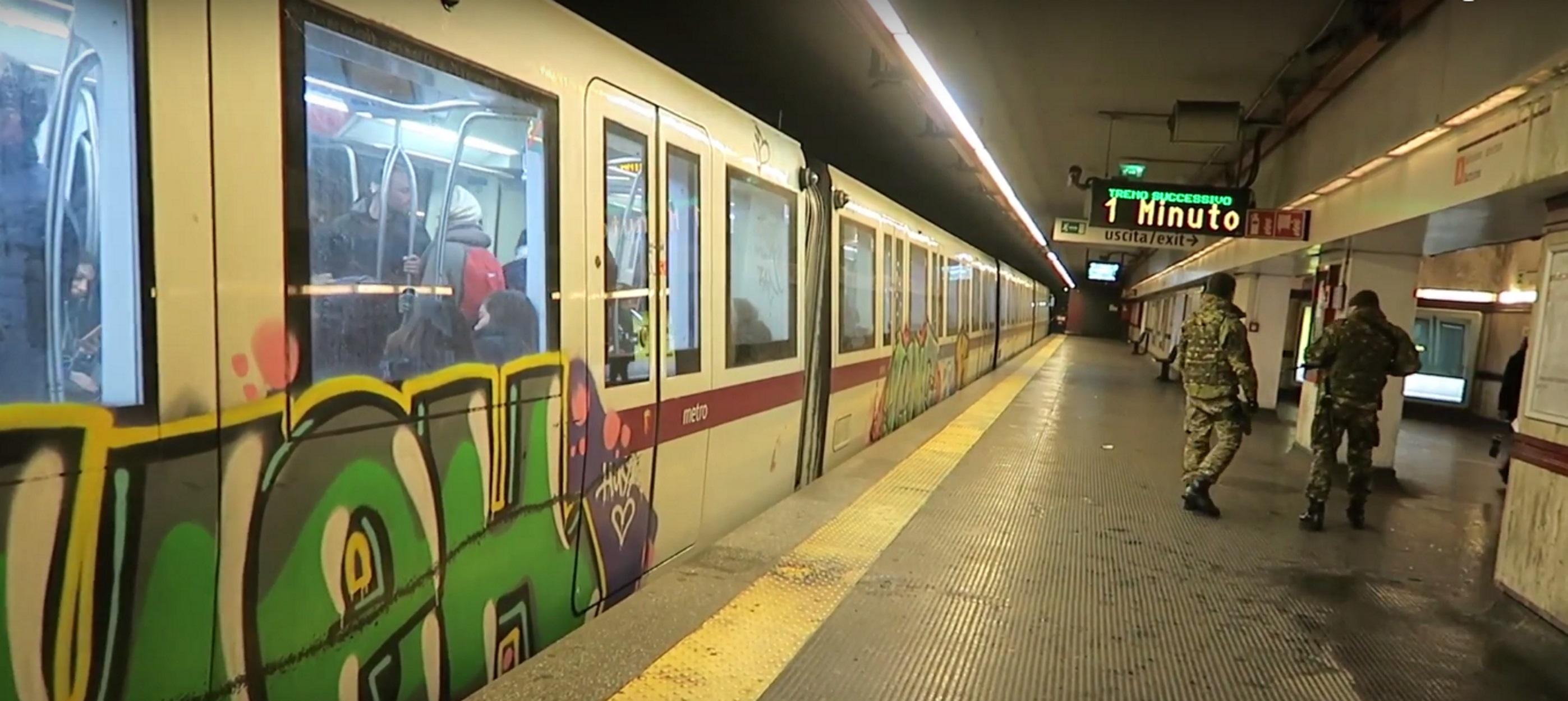 Νεκρός ο άνδρας που έπεσε στις ράγες του μετρό στον Άγιο Ιωάννη