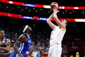 Μουντομπάσκετ Κίνας: 59 στο… κεφάλι! Η Σερβία διέλυσε τις Φιλιππίνες – video