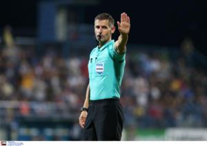 «Σφυρίζει» στην πρεμιέρα του Champions League ο Σιδηρόπουλος!