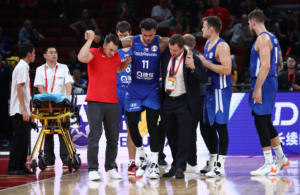 Τσεχία – Ελλάδα: Δύσκολα ο Σιλμπ! Δεν προπονήθηκε με την ομάδα