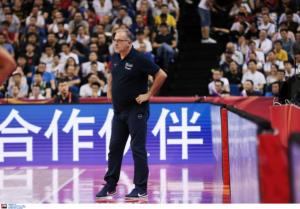 Εθνική Ελλάδας – Σκουρτόπουλος: «Ήταν ένα κακό παιχνίδι κι ένα άσχημο αποτέλεσμα»