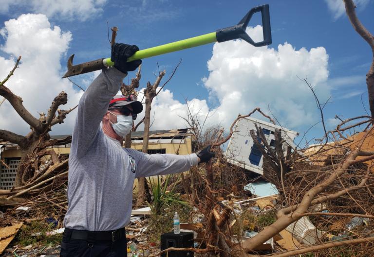 Τυφώνας Dorian: Στοίχισε τη ζωή σε τουλάχιστον 45 ανθρώπους – Πολλοί ακόμα αγνοούνται