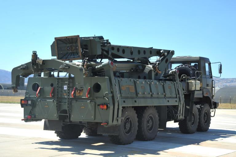 ΗΠΑ: Στη μαύρη λίστα η Τουρκία για την αγορά των ρωσικών S-400