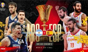 Αργεντινή – Ισπανία: Η πιο… μεγάλη ώρα στο Μουντομπάσκετ 2019