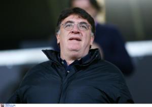 """Θεοδωρίδης: """"Στο πλευρό της κυβέρνησης η UEFA!"""""""