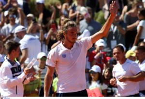 Davis Cup: Στην 3η θέση η Ελλάδα! video