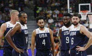 Μουντομπάσκετ 2019 – ΗΠΑ: Στη χειρότερη τους θέση! «Μαύρη σελίδα» για τους Αμερικανούς
