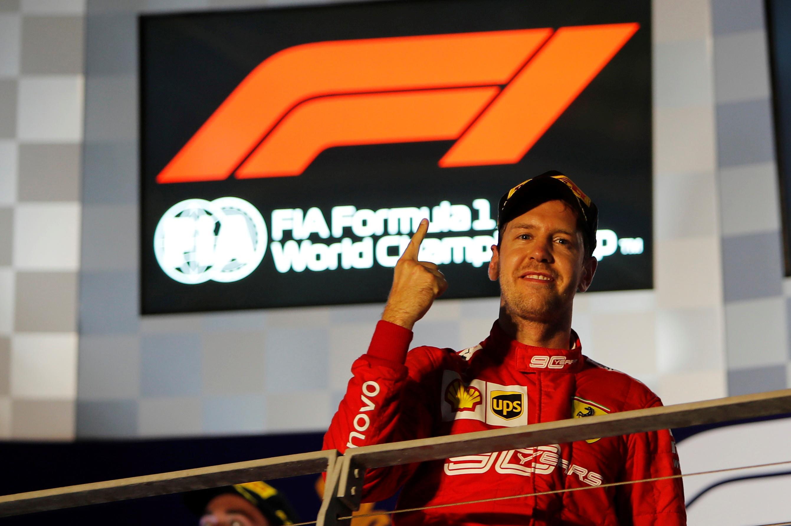 Formula 1: Θρίαμβος για Φέτελ και Ferrari! Εκτός βάθρου η Mercedes